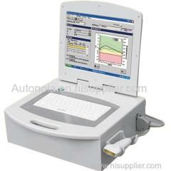Full digital color ultrasound bone density anaylizer