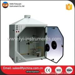 IEC 60695-11-10 Vertical Flame Test Chamber