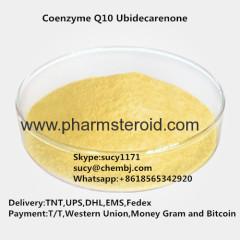 Amino Acids Coenzyme Q10 Ubidecarenone CAS:303-98-0 Antibacterial