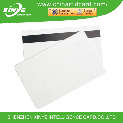 Plastic Magnetic Stripe Rfid Hotel Key Card