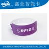 Printable Ntag213/203 disposable rfid wristband