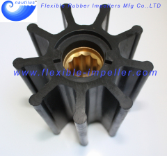 Flexible Rubber Impeller replace Kashiyama SP-280 Neoprene