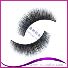 Luxurious 100% Siberian Mink Fur Messy Eye Lashes