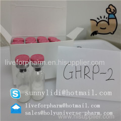 GHRP-2 Growth Hormone Releasing Peptide Pralmorelin For Fat Loss