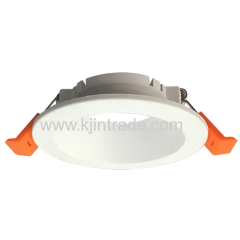 New tooling round spot light downlight MR16 plastic body fixed