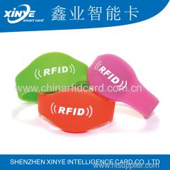 13.56 mhz MIFARE Clásico 1k chip rfid pulsera