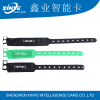 soft pvc paper nylon material wristbands wrist band tags