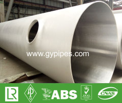 Welded Perforated Stainless Steel Pipe