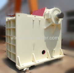 Aggregate Jaw Crusher for 150~180tph Stone Crushing Line