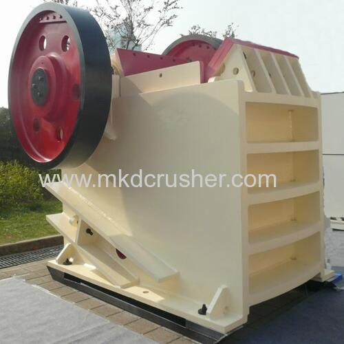 Cpacity of 250-300tph Jaw Crusher for Rock Crushing