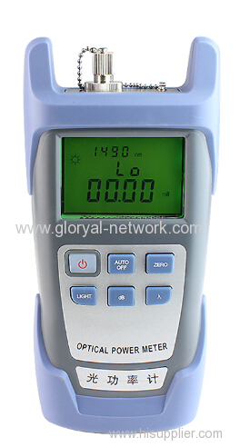 Portable optical power meter