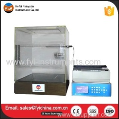 China flat plate warmth retention tester
