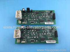 Canny elevador peças indicador PCB CAN BUSC V-3.0