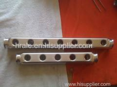 FLOOR HEATING MANIFOLD STAINLESS STEEL 304