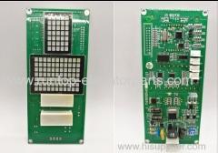 OTIS indicateur de pièces d'ascenseur PCB A3N32546