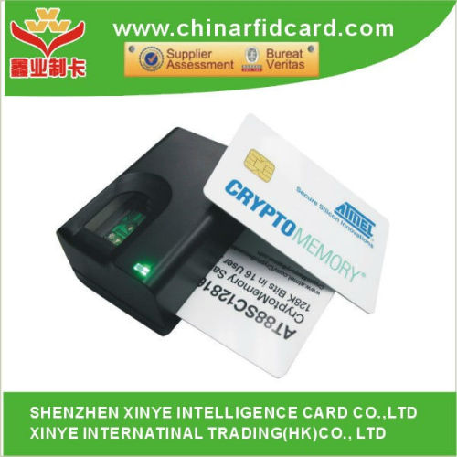 Printable 24C02 Contact IC Card