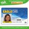 Passive glossy or matte finish rfid school student id card