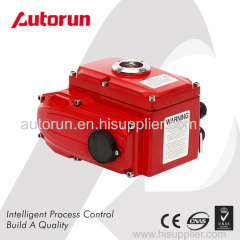 ON/OFF ROTARY ELECTRIC ACTUATOR