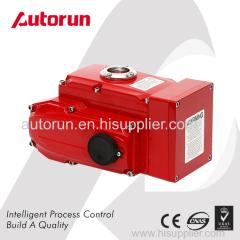 MODULATING ROTARY ELECTRIC ACTUATOR