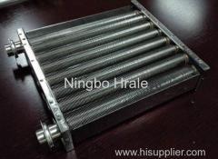 Navien boiler primary heat exchanger