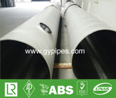 Welded 310 Stainless Steel Pipe