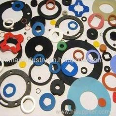 Rubber Cutting Gasket/Customize Rubber Gasket
