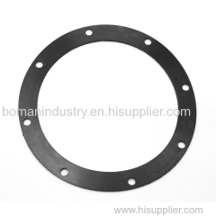 NBR/FPM/Silicone/EPDM Gasket/Rubber Gasket with High Quality