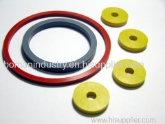 Rubber Cutting Gasket/EPDM Rubber Gasket