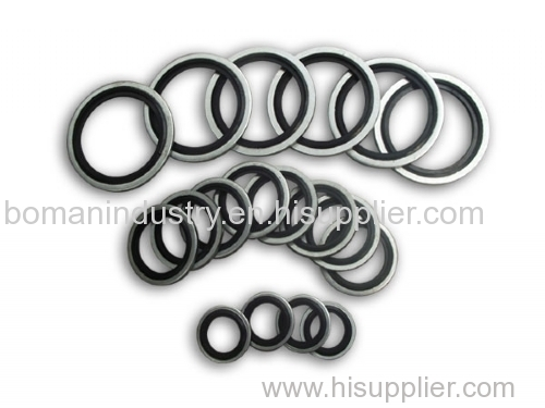 High Quality Bonded Seals in S316 Material