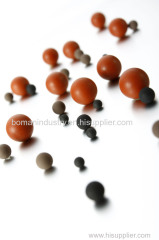 Silicone Rubber Ball/Rubber Ball with FDA Certificated