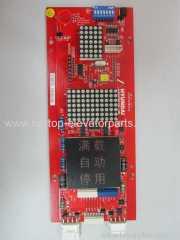 Elevator parts indicator PCB HIP-CMO for Hyundai elevator