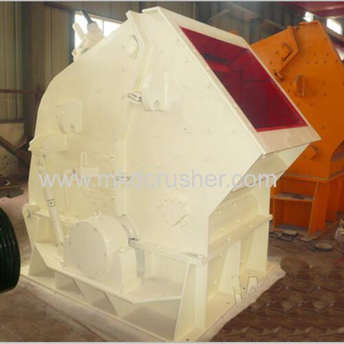 Rotor small capacity imapct crusher for soft material