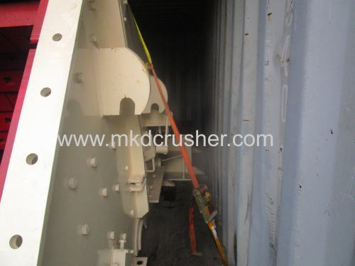 PF Hydraulic or Manual Impact Crusher for Limestone Crushing