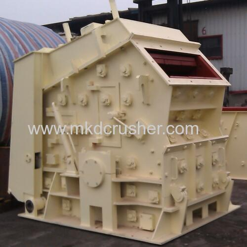 PF Impact Hammer Crusher with Four Pieces of Hammer Plates
