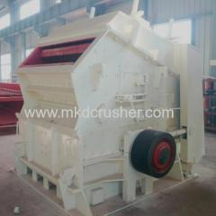 132kw Impact Crusher with Blow Bars for Rock Crushing