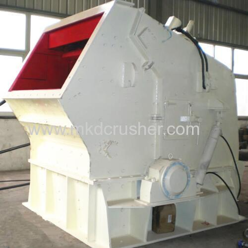 Impact Crusher 1315 with Cubical Shape of Final Products