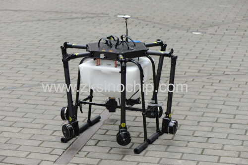20 kg payload GPS drone for agriculture pesticides spraying