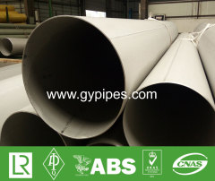 DIN: 2.4660 Welded Steel Stainless Steel Pipes
