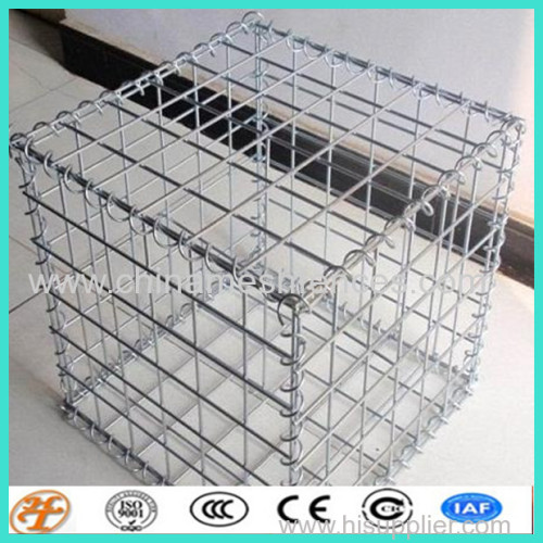 2m x 1m x 1 home depot welded wire mesh gabions from China