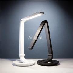 Adjustable eye protected LED desk table lamp