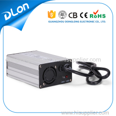 48v lithium ion / li ion battery charger for electric bike / scooter