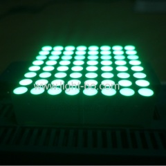 8 x 8 pure green dot matrix;pure green led dot matrix; 8 * 8 pure green dot matrix led display