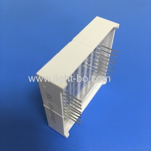 1.5inch Pure Green 3.7mm 8 x 8 dot matrix led display row anode column cathode for moving signs