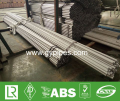 Material SS304 Welded Round Pipes
