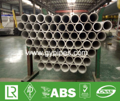 Material 316L Stainless Steel Erw Pipes