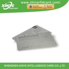 Printing pvc rfid blocking SLE 66R01(128B) card