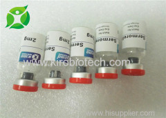 Lyophilized Bodybuilding Peptide high purity 99 % Sermorelin growth hormone