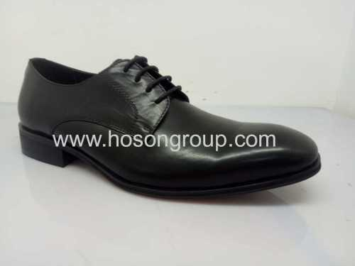 Classic mens lace office shoes