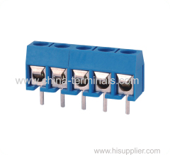 PCB Terminal Block China Manufacturer