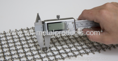 crimped stainless steel wire screen